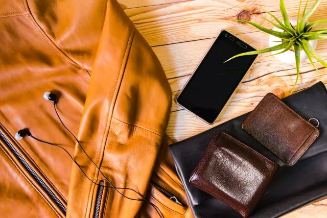 革製品のリメイクが人気です